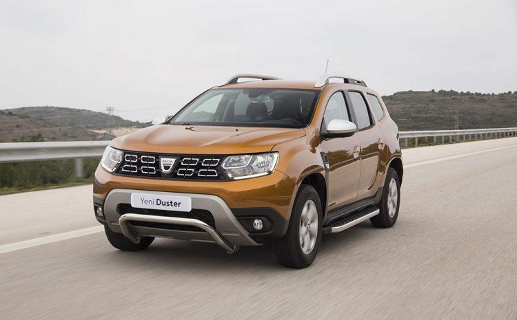 Dacia'nızın Yaşına Uygun Bakım Paketleri